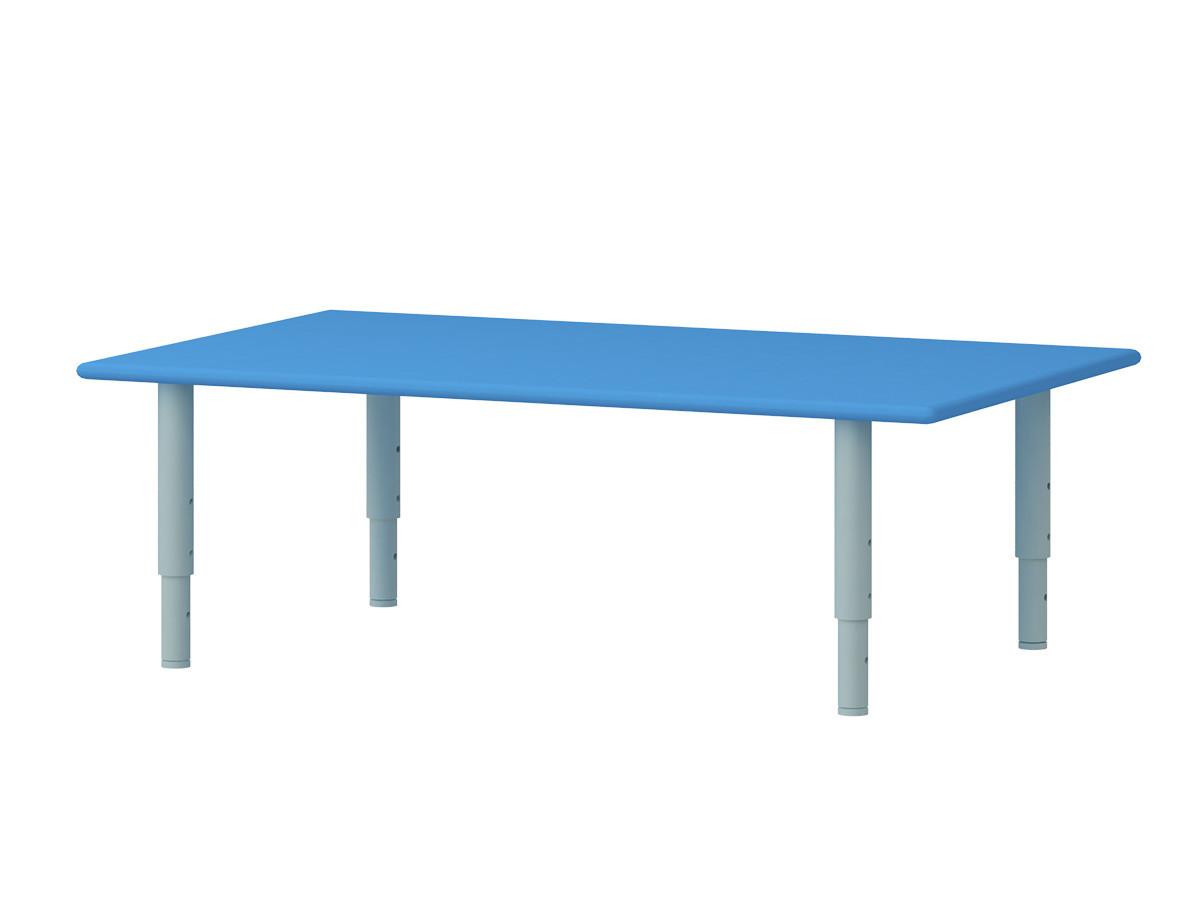 Стол детский РОССНАБСБЫТ прямоугольный регулируемый Синий