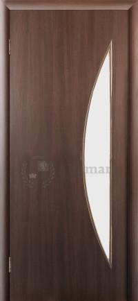 Ламинированная дверь Восход Дюна ДО Венге Сатин 2000x700 (ПОСЛЕДНИЙ РАЗМЕР ПО АКЦИИ)
