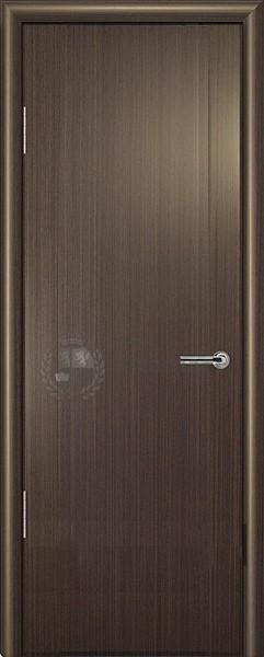 Межкомнатная шпонированная дверь Ареал Классик ДГ Венге 2000x700 (ПОСЛЕДНИЙ РАЗМЕР ПО АКЦИИ)