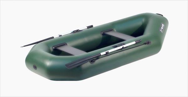 Надувная гребная лодка Aqua Storm St 280ma-34 Magellan Оливковая