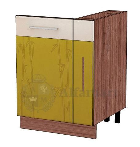 Панель для посудомоечной машины на 450 с бутылочницей на 150 арт. 17.68