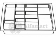 Лоток для столовых приборов Л1