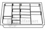 Лоток для столовых приборов Л2