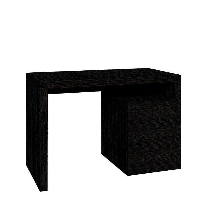 Hyper Стол письменный 1 Венге монохром