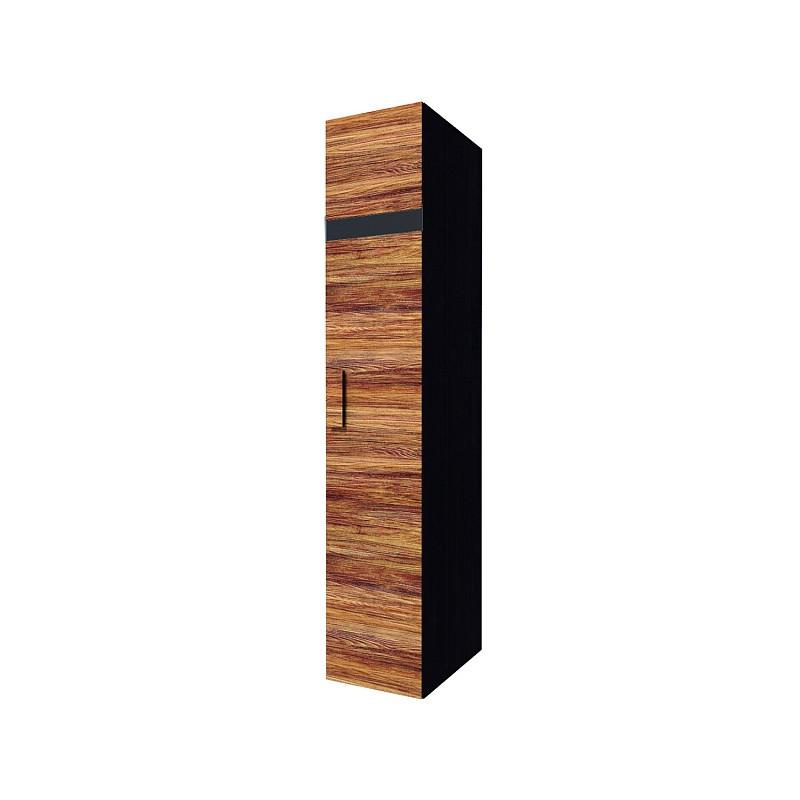 Hyper Шкаф для белья 1 правый Венге / Палисандр темный