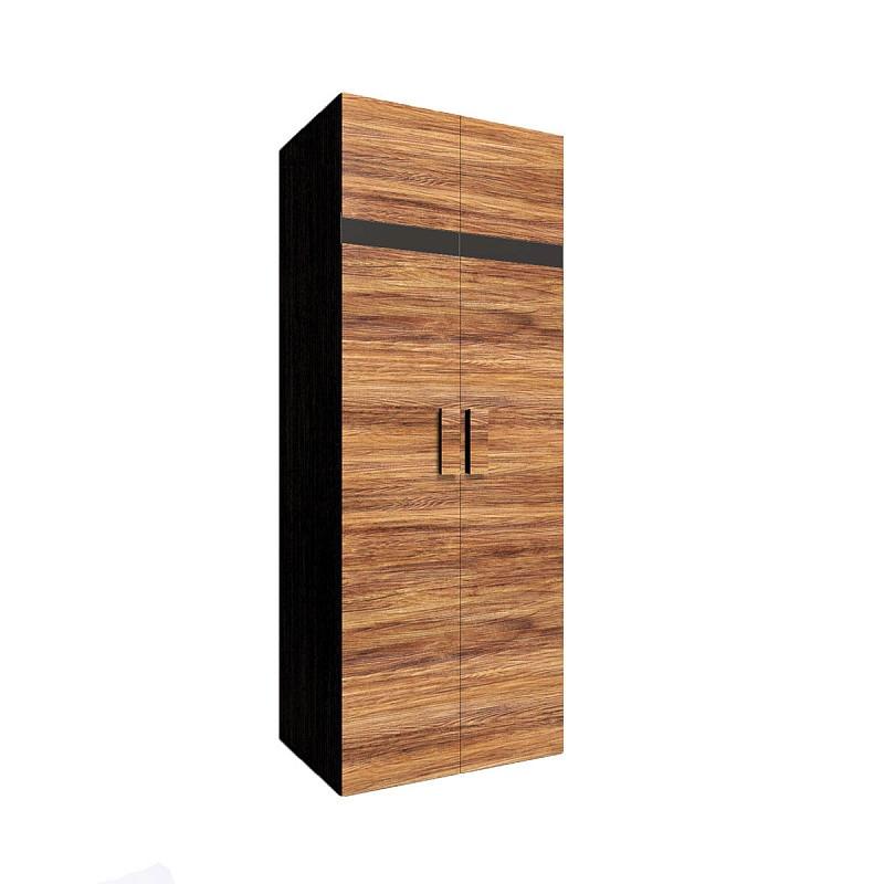 Hyper Шкаф для одежды 1 Венге / Палисандр темный