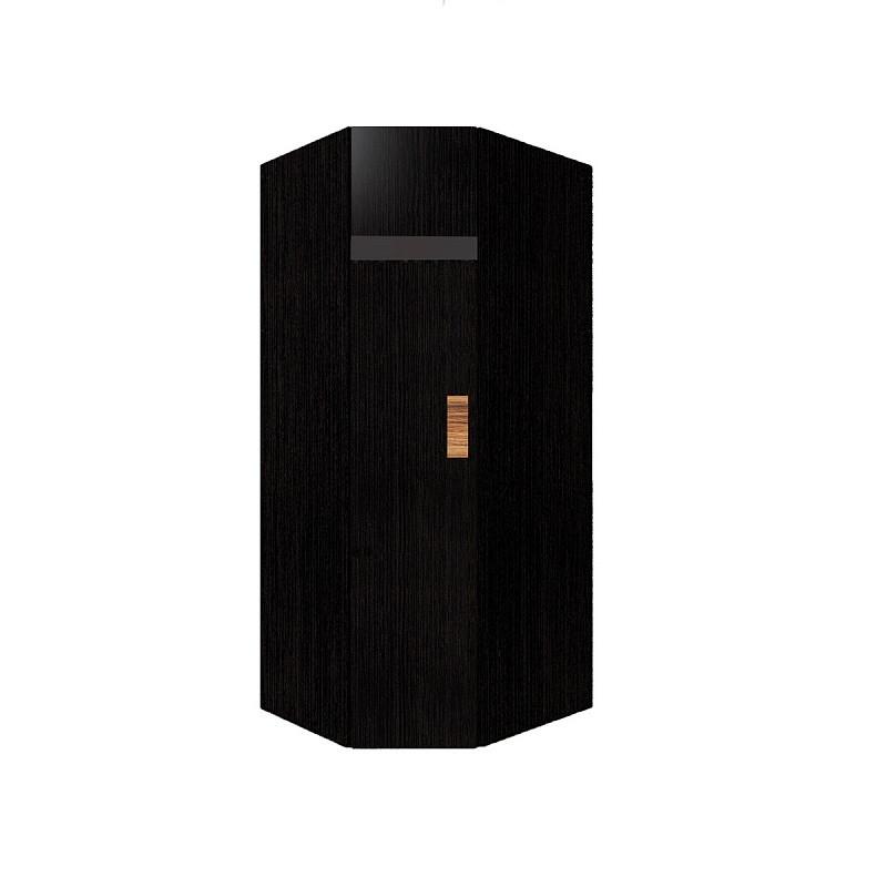 Hyper Шкаф угловой 1 левый Венге