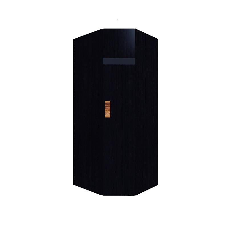 Hyper Шкаф угловой 1 правый Венге