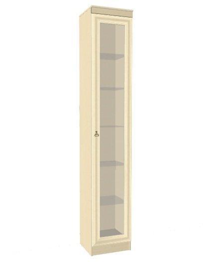 Инна 602 Шкаф для посуды Денвер светлый