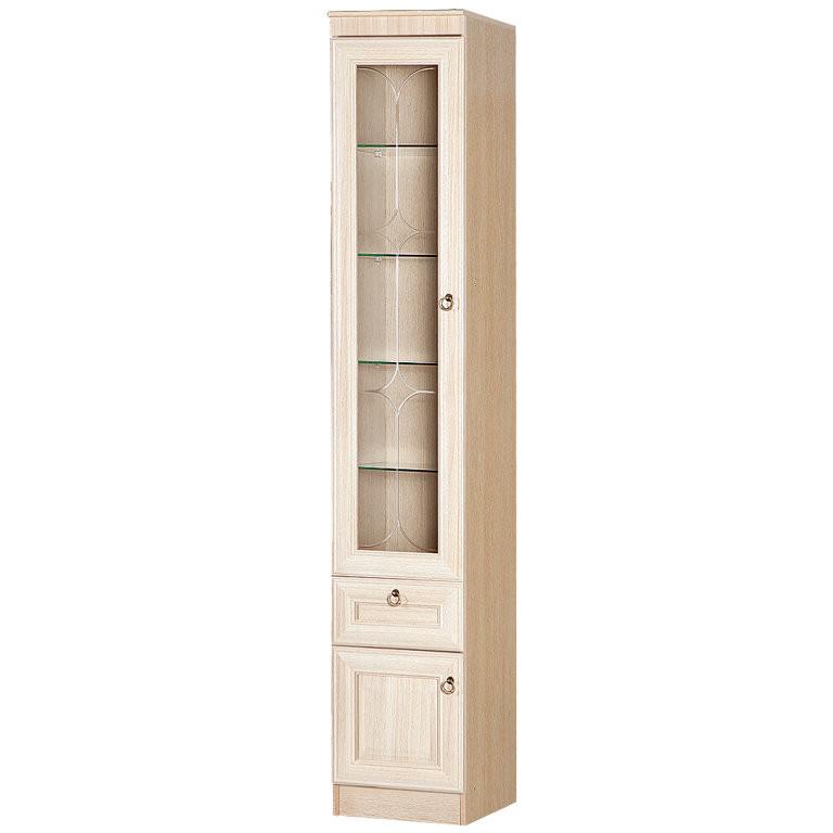 Инна 604 Шкаф многоцелевой Денвер светлый