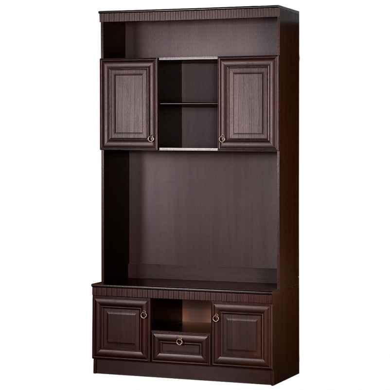 Инна 610 Шкаф многоцелевой Денвер темный