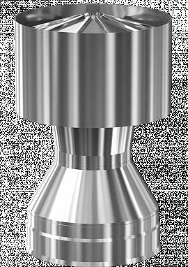 Дефлектор-заглушка d115/200