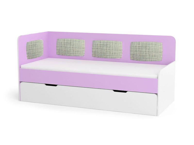 Лилу 1 Кровать с ящиком