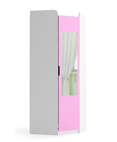 Лилу 5 Шкаф угловой с зеркалом