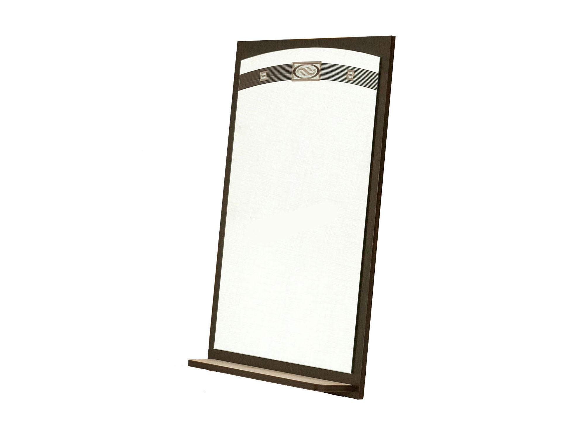 Панель с зеркалом Триумф 36.08 Венге