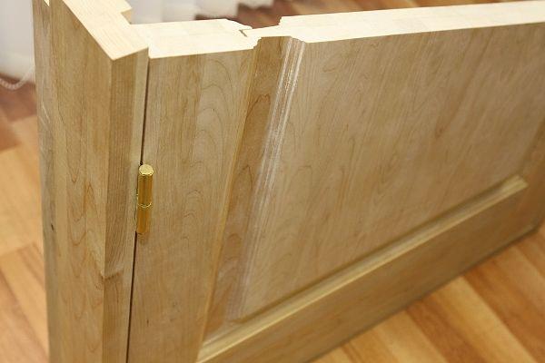 Двери беленый дуб: красиво, практично и долговечно