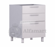 Анна АСЯ-360 стол с ящиками накладки