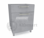Анна АСДЯ-1-60 стол с ящиком и дверкой