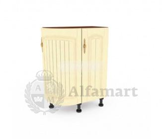 Регина РСТК-30 стол торцевой с гнутым фасадом