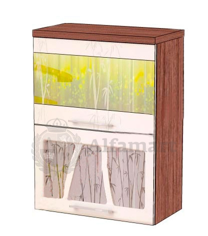 Шкаф-витрина 60 арт. 17.08