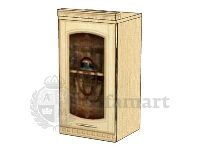 Шкаф-витрина 40 арт. 03.04