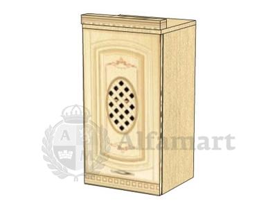 Шкаф с решеткой арт. 03.05