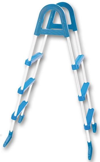 Лестница для сборного бассейна Mountfield Azuro, высота 0,91 м, арт. 3EXX0173[3EXX0116/3EXX0151]