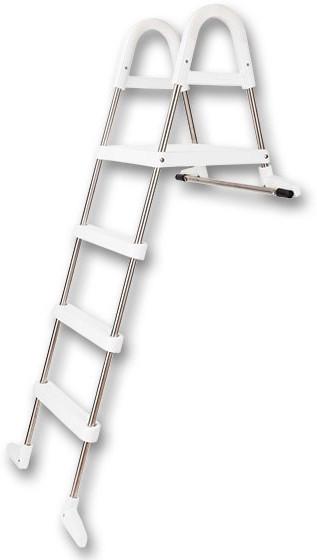Лестница для сборного бассейна Mountfield Azuro De Luxe 1,2 м, арт. 3BPZ0264[3BPZ0112]