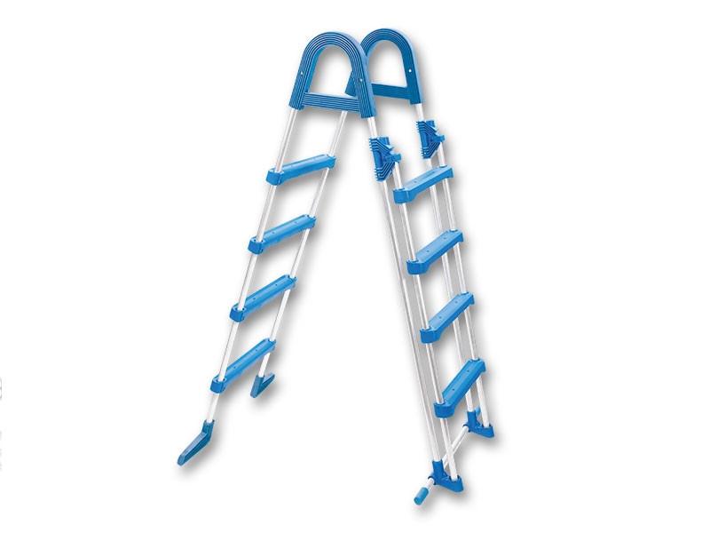 Лестница для сборного бассейна Mountfield Safety Family Azuro, высота 1.22 м, арт. 3EXX0177[3EXX0103/3EXX0155]