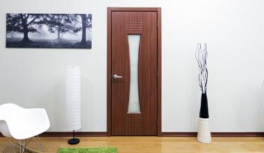Ламинированные двери