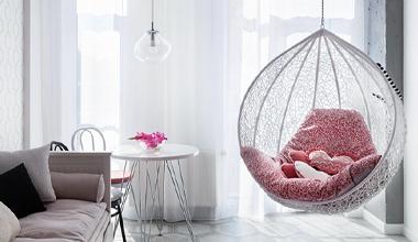 Подвесные кресла
