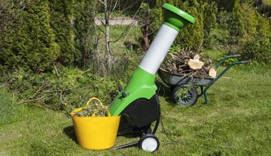 Садовые измельчители