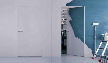 Скрытые двери