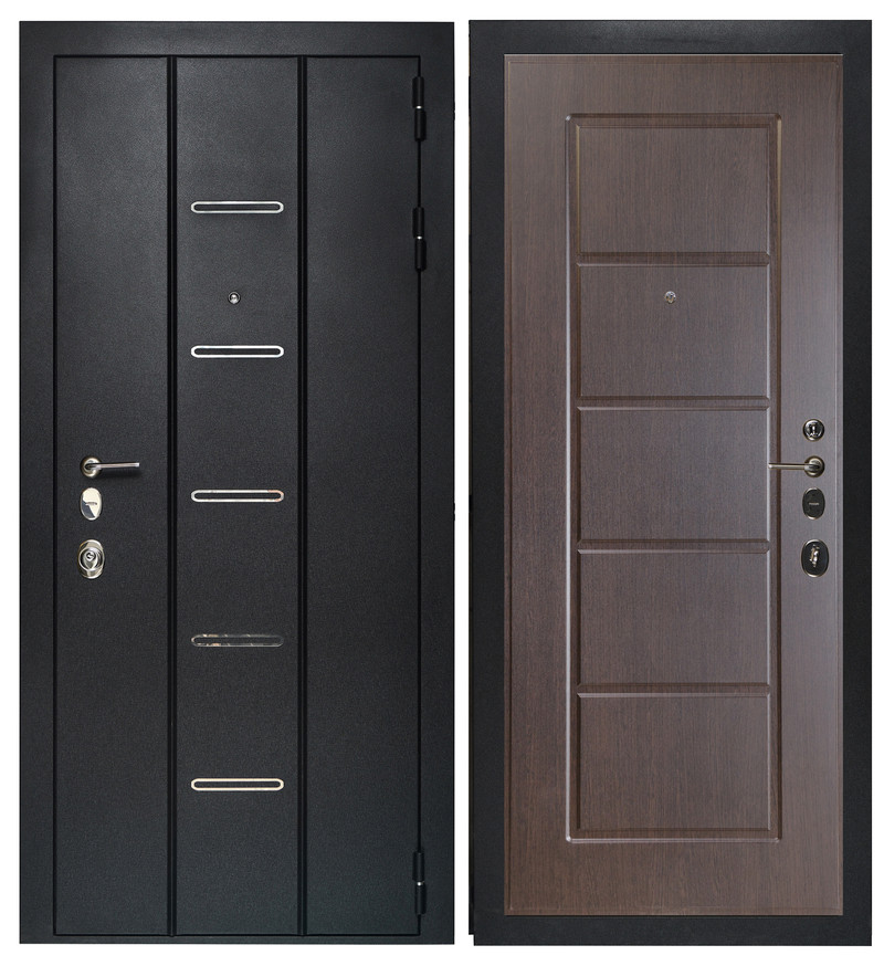 Дверь Sidoorov Максимум SM 90 Ника Венге