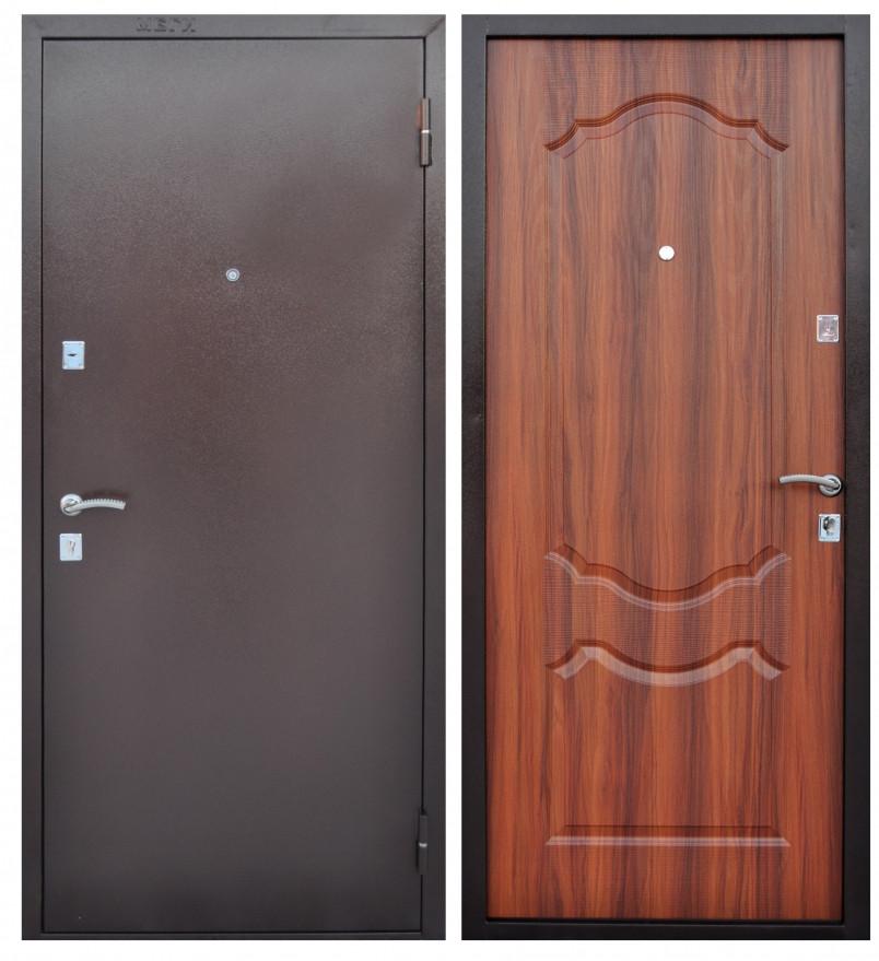 Дверь Sidoorov Мегадом Итальянский орех