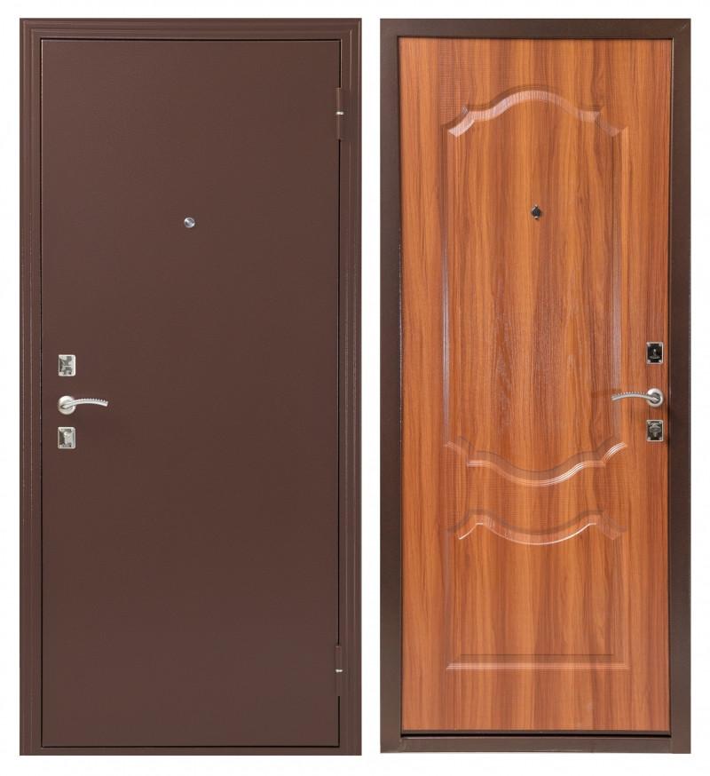 Дверь Sidoorov Мегадом Миланский орех