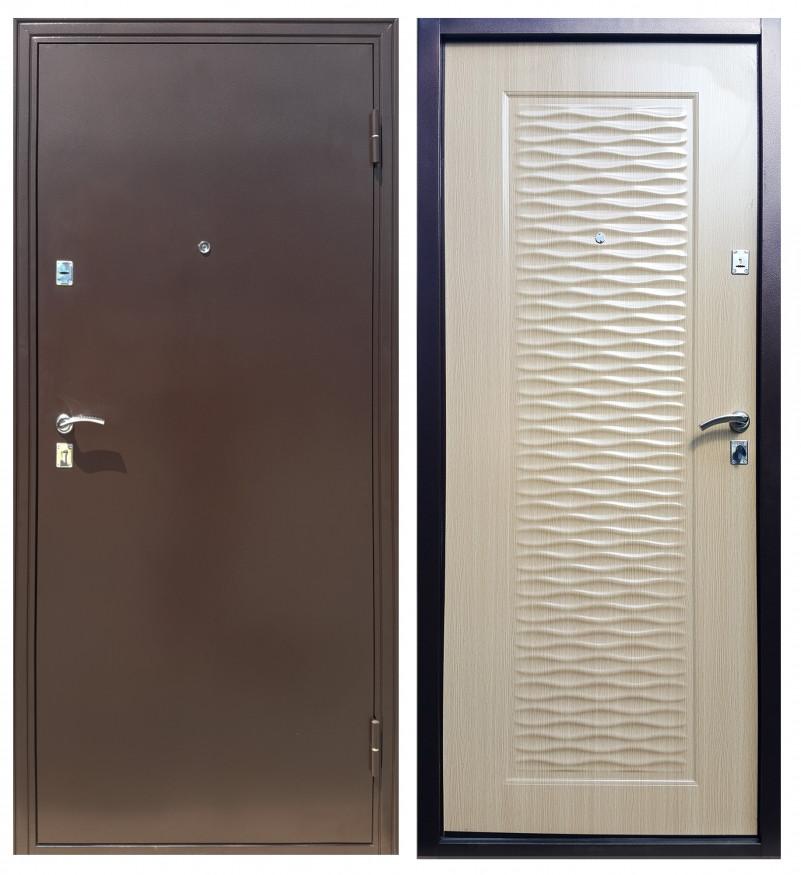 Дверь Sidoorov Волна Клен