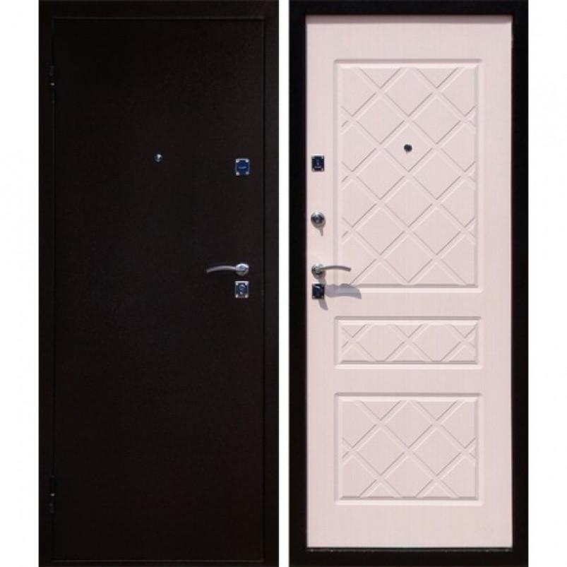 Дверь Sidoorov Стандарт Беленый дуб