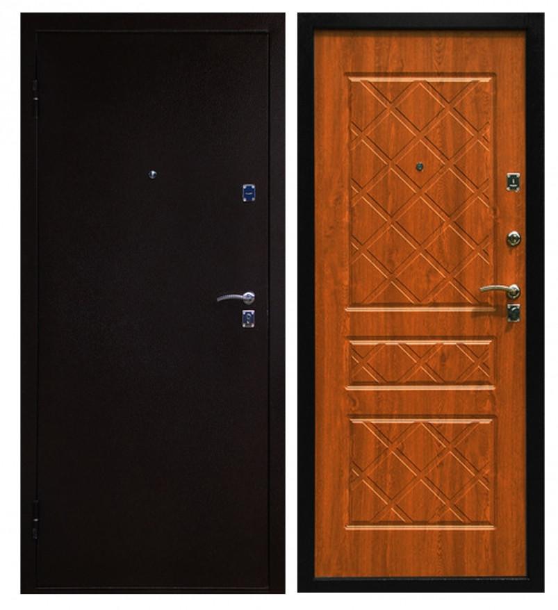 Дверь Sidoorov Стандарт Золотистый дуб