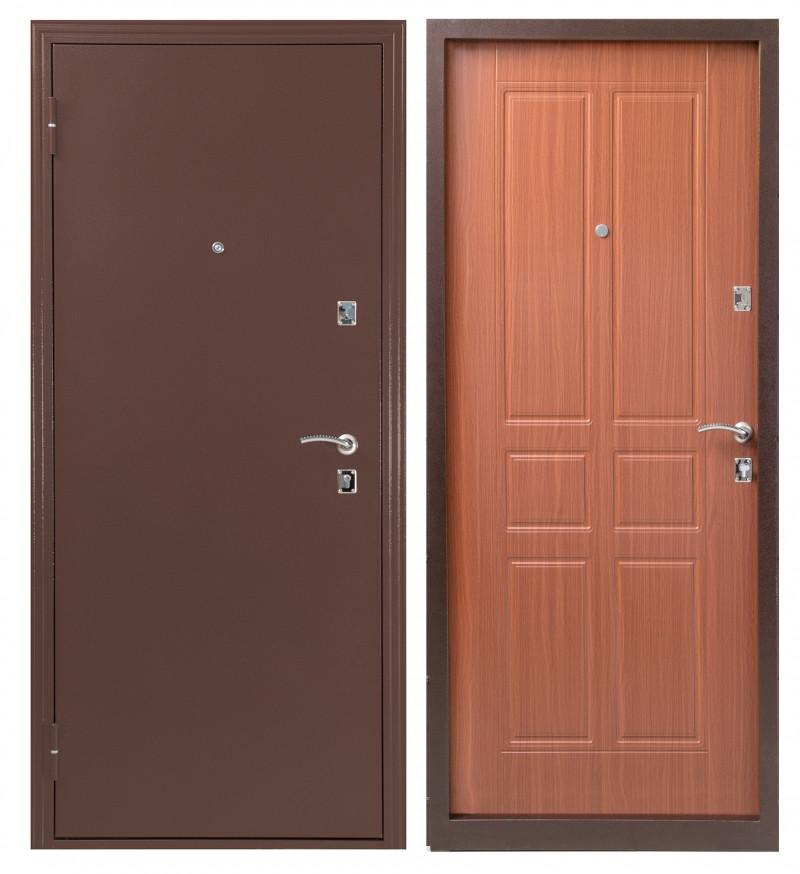 Дверь Sidoorov МЕГАТЕПЛО Итальянский орех