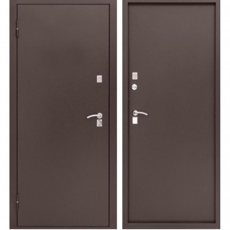 Дверь Sidoorov Стандарт Металл / Металл