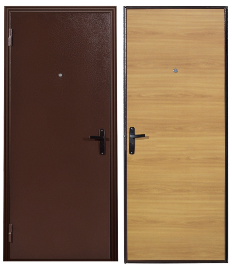 Дверь Sidoorov МЕГАСТРОЙ Миланский орех