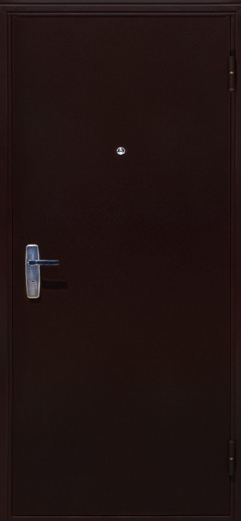 Дверь Sidoorov АМД 7-1 Металл / Металл