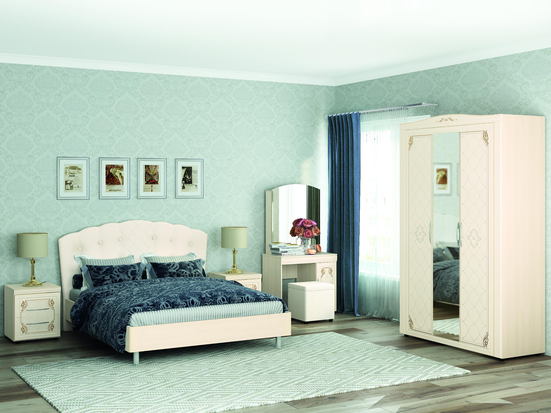 Модульный гарнитур спальный Витра Версаль