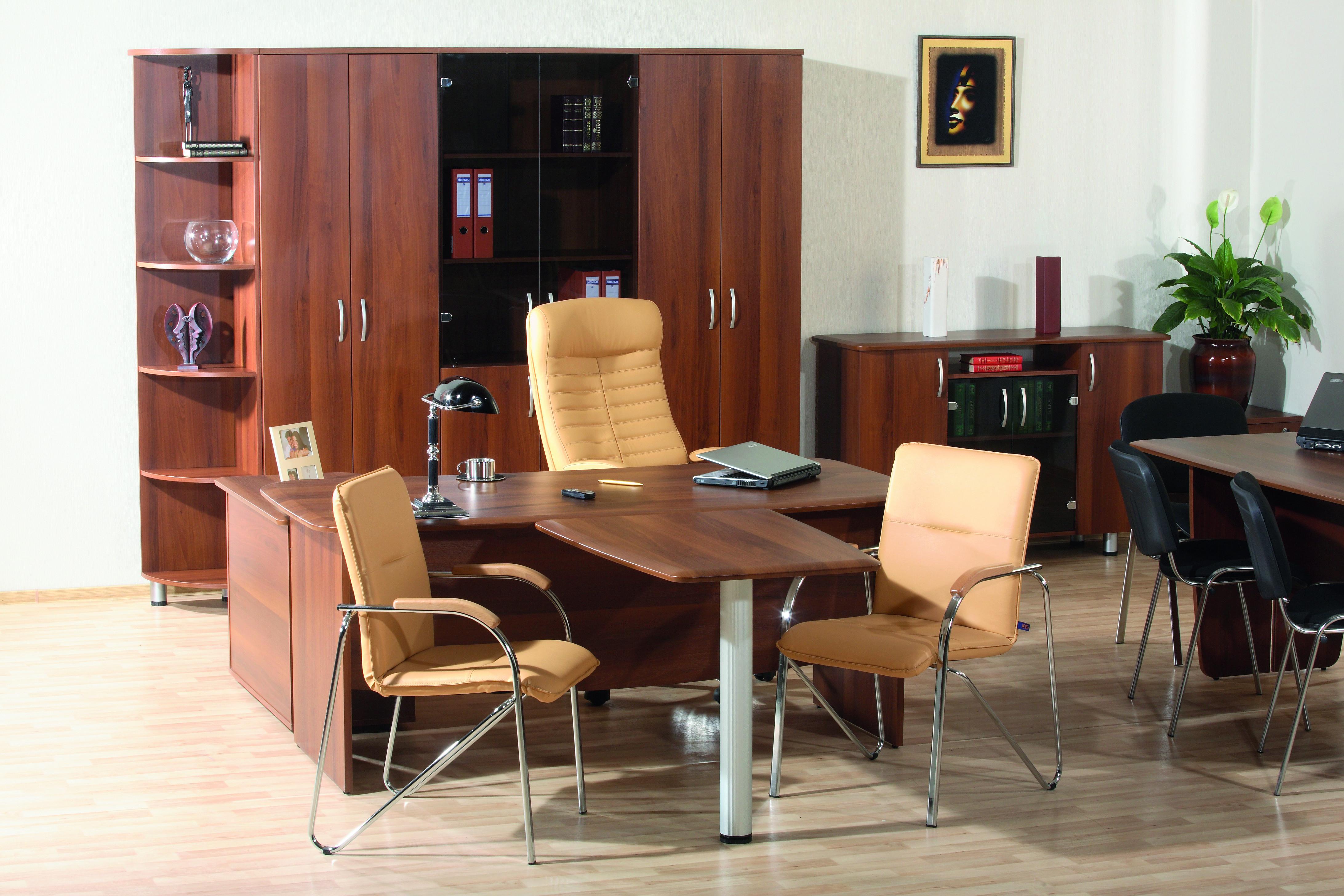 Набор мебели для руководителя Витра Лидер Люкс