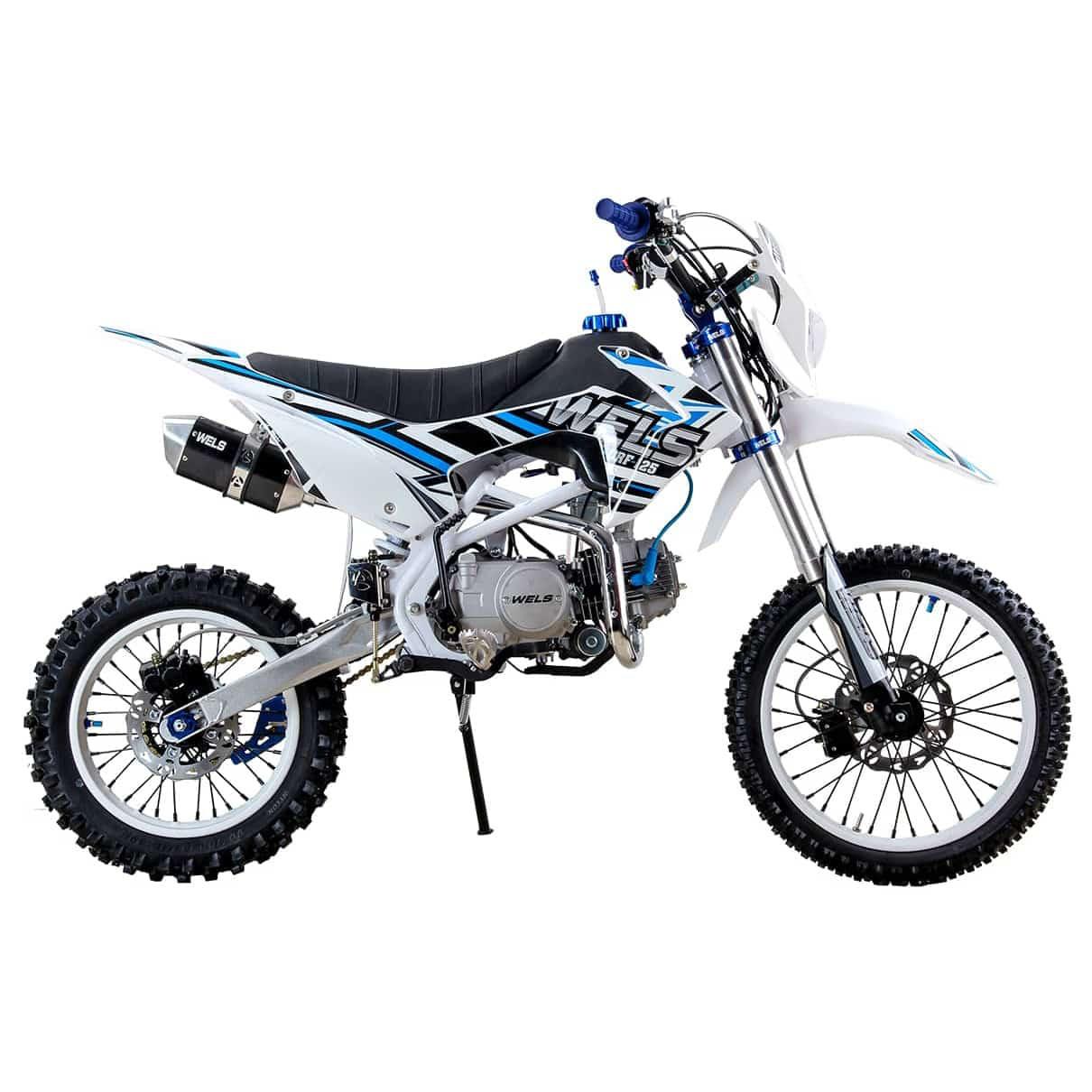 Питбайк WELS CRF 125 Синий