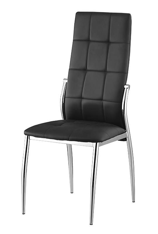 Стул кухонный Цвет Мебели F68A Черный
