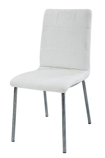 Стул кухонный Цвет Мебели F 230 Белый