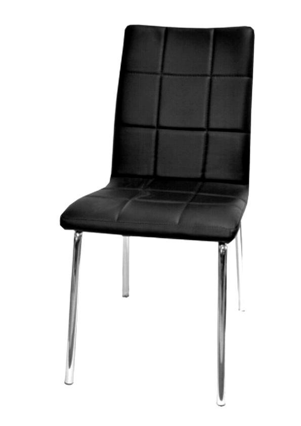 Стул кухонный Цвет Мебели F 230 Черный
