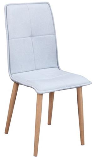 Стул кухонный Цвет Мебели МС 52-3 Белый
